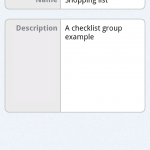 Checklist Group Edition